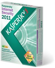 Антивирус Kaspersky Internet Security 2011 Russian Edition Продление на 2 ПК (1 год)
