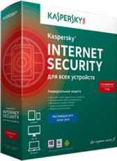 Антивирус Kaspersky KL1941RBBFS Internet Security 2014 Rus для Windows