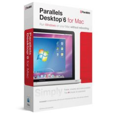Антивирус Parallels Desktop 6.0 for Mac (box)