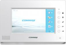 Видеодомофон Commax CDV-71AM White
